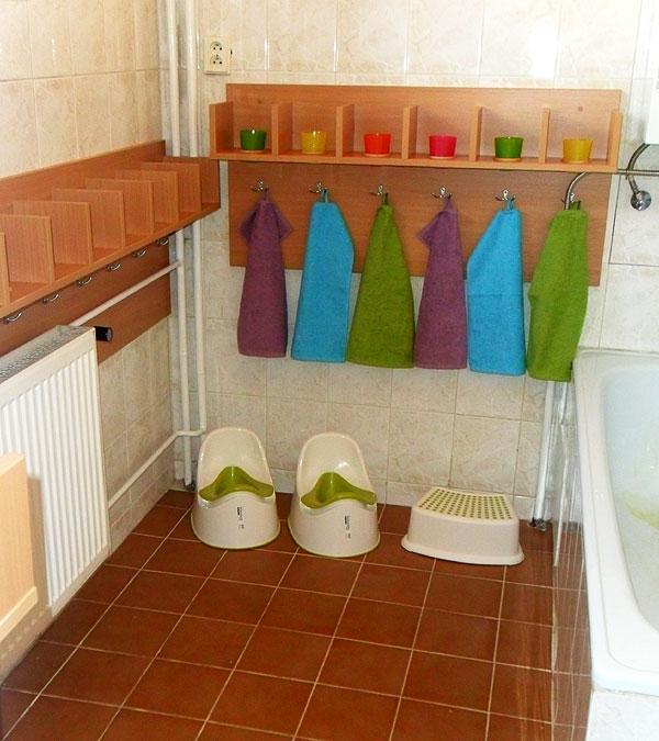 Školková umývákna